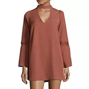 Lucca long sleeve boho dress
